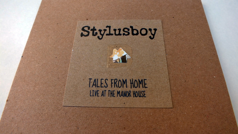 Stylusboy - Tales from Home - Handmade sleeve - cover